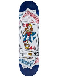 Baker Ostrander King Of Hearts Deck 8.3875 x 32