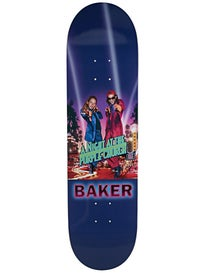 Baker JF RH Purple Church Deck 8.25 x 31.875