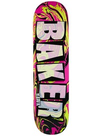 Baker Hawk Brand Name Abstract Deck 8.5 x 32