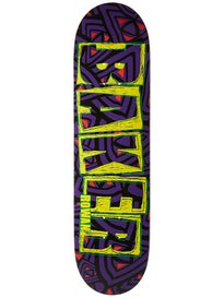Baker Rowan Brand Name Dashiki Deck 8.25 x 31.875
