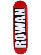 Baker Rowan Logo Deck  8.475 x 32
