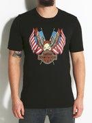 Baker Shovelhead Burnout T-Shirt