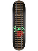 Baker Spanky Train Tracks Deck 8.125 x 31.5
