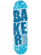 Baker Stacked Underwater Deck  8.475 x 31.875