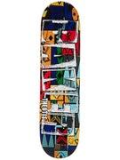 Baker Theotis Brand Name Dashiki Deck 8.0 x 31.875