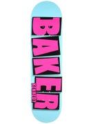 Baker Kennedy Brand Name Deck  8.125 x 31.5