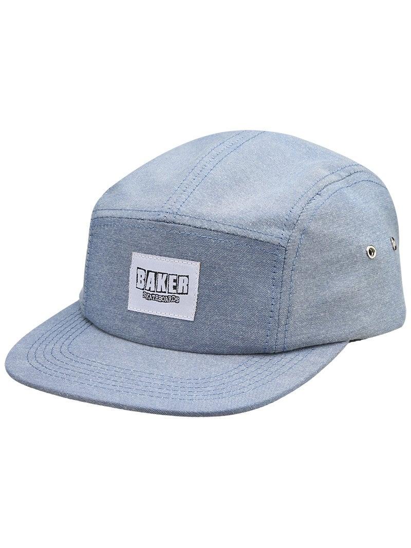 Baker Skateboards Hats Baker Winslow 5 Panel Hat