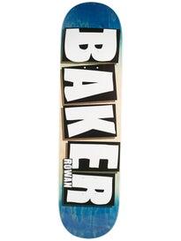 Baker Zorilla Brand Name Gradient Deck 8.38 x 32