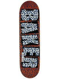 Baker Rowan Brand Name Dither Deck 8.25 x 31.875