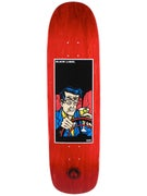 Black Label 502 Custom Shape Deck 8.75 x 32.5