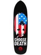 Black Label Choose Death Punk Point Deck 8.62 x 32.5