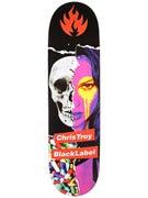 Black Label Troy Faded Beauty Deck 8.5 x 32.38