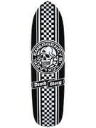 Black Label Emergency Death Skull Deck 8.62 x 32.5