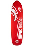 Black Label Adams Shark Punk Point Red Deck 8.62x32.5