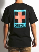 Black Label Lucero OG Cross T-Shirt