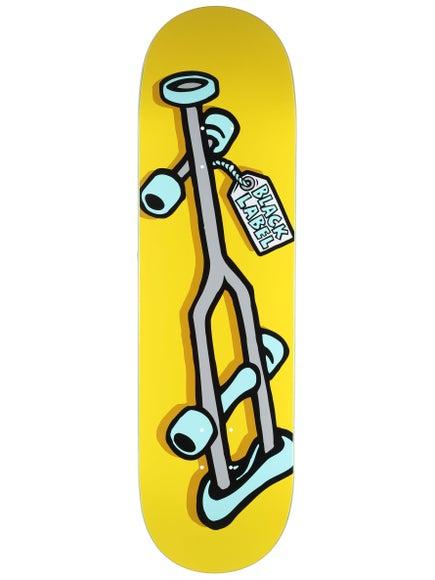 6417e772e3f Black Label OG Crutch Deck 8.75 x 32.63