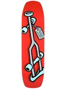 Black Label OG Crutch Curb Cut Shape Deck 8.38 x 32.5