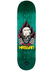Black Label Hassan Shredder Deck 8.5 x 32.38
