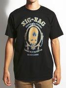 Black Label Sig Sag T-Shirt