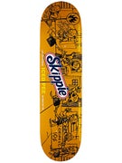 Black Label Skip Pronier Iced Pee Deck 8.5 x 32.38
