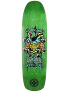 Emergency Lucero X2 Custom Shape Deck 8.88 x 32.5