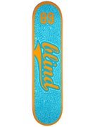 Blind Athletic Skin Teal/Orange Deck  7.75 x 31.2