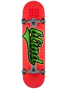 Blind Athletic Skin V2 Red/Green Complete  8.0 x 31.5