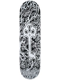Blind Beckett Skelton Key Deck  8.5 x 32