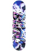 Blind Bolt Tie Dye Deck  8.25 x 31.7