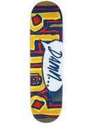 Blind OG Damn Bubble Red/Gold/Navy Deck  8.5 x 32