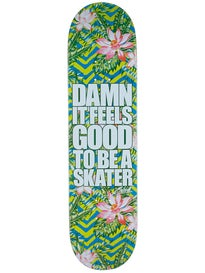 Blind Damn Plantlife v2 Green/Blue Deck  8.0 x 31.6