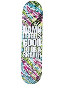 Blind Damn Splash Multi Deck  7.75 x 31.2