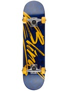 Blind Flight Blue/Gold Mini Complete  7.0 x 27.6