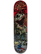Blind Filipe T.Rex Deck  8.0 x 31.7