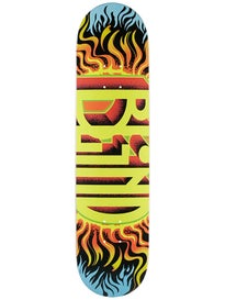 Blind Fuego Black Deck  7.75 x 31.2
