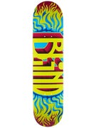 Blind Fuego Lime Deck  7.5 x 31.1
