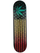 Blind Highroller Rasta Deck  8.0 x 31.6