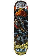 Blind Romar Black Dragon Deck  7.75 x 31.1