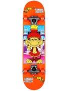 Blind Looney Monkey Youth Orange Complete  7.3 x 28.75