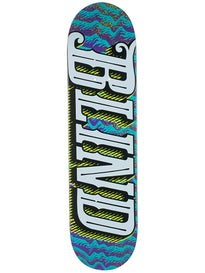 Blind Line Up Purple/Teal Deck  8.0 x 31.6