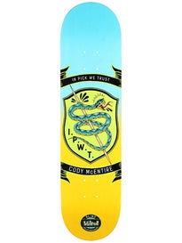 Blind McEntire Badge Series Deck  8.0 x 31.7