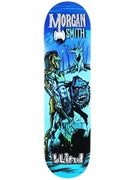 Blind Morgan Warrior Series Deck  8.25 x 31.7