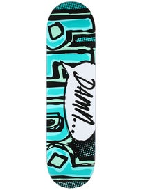 Blind OG Damn Bubble Mint Deck  8.25 x 31.7