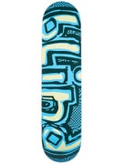 Blind OG Warped Green/Blue Deck  7.75 x 31.7