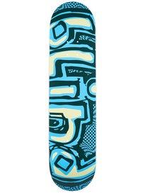 Blind OG Warped Green/Blue Deck  7.75 x 31.7