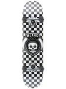 Blind Reaper Checker Blk/Wht Micro Complete 6.75 x 27