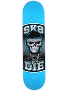 Blind Sk8 Or Die Blue Deck  7.75 x 31.2