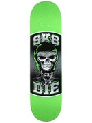 Blind Sk8 Or Die Green Deck  8.25 x 31.7