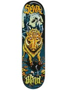 Blind Sewa Golden Boar Deck  8.25 x 31.7