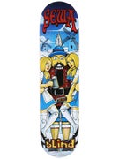 Blind Sewa Nutcracker Deck  7.75 x 31.1